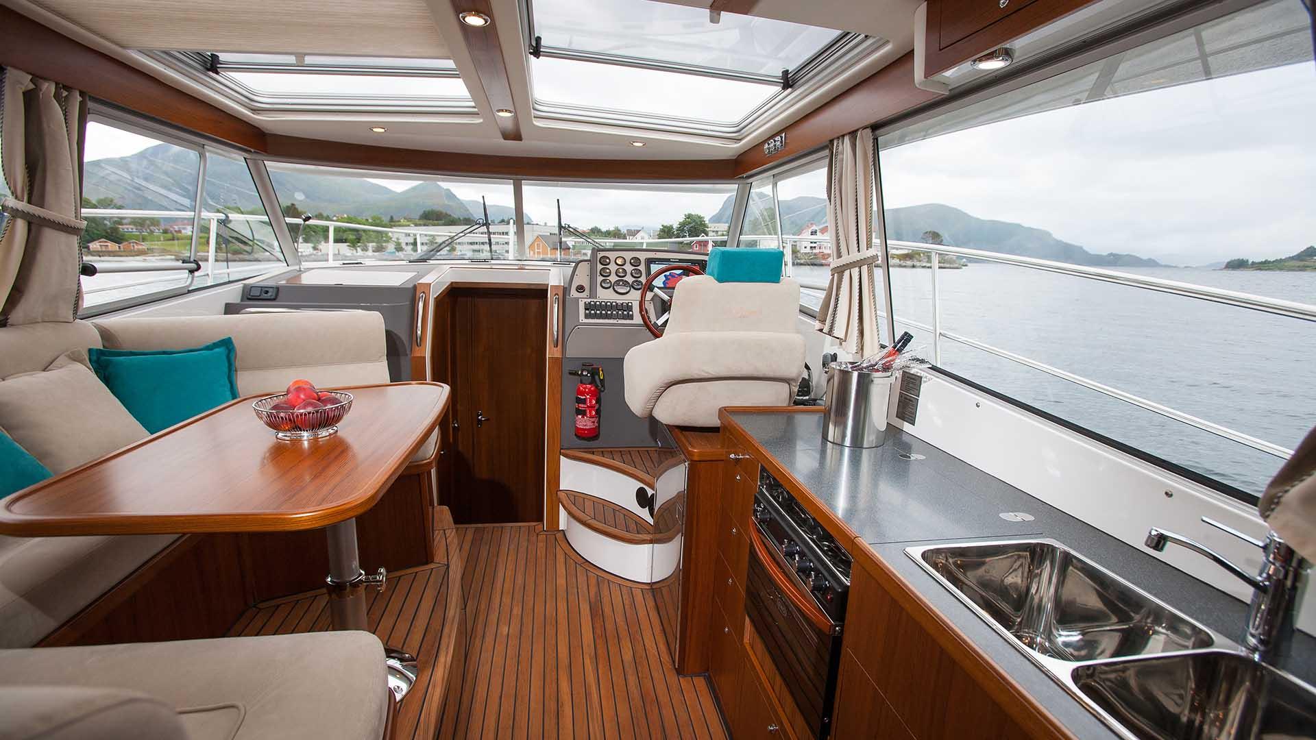 Saga 365 Wessex Marine